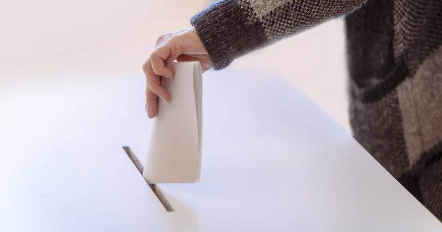 김토스, 생애 첫 투표를 하다